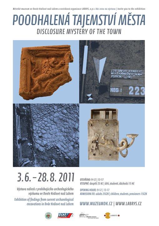 Propagační plakát k výstavě