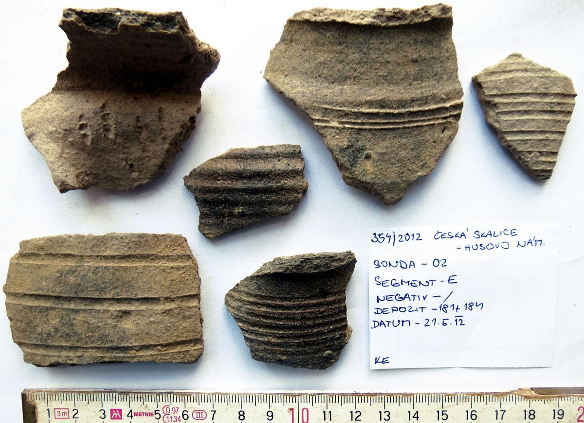 Keramika 15.–18. stol.