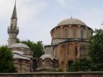 Kariye muzeum (bývalý kostel Sv. Spasitele v Choře a poté meššita)