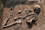 """Kostrový pohřeb, který vyvolal tolik zájmu - """"nejstarší lysolajský občan"""""""
