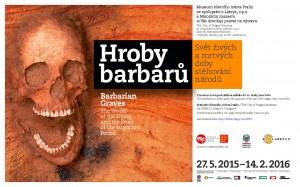 Výstava Hroby barbarů